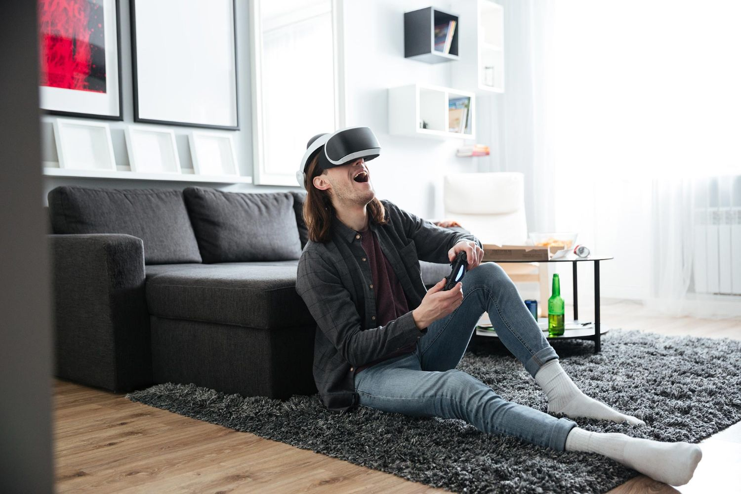 20 Augmented Reality Where physical and virtual experiences meet